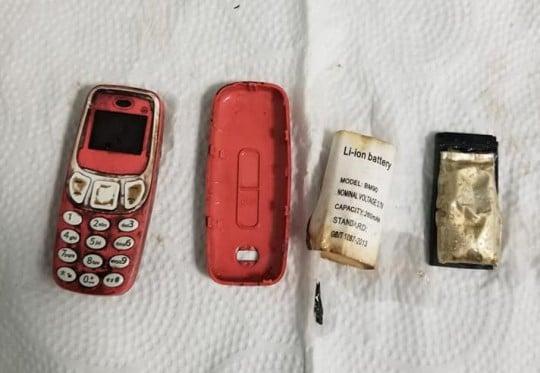טלפון אחרי שחולץ מריבה